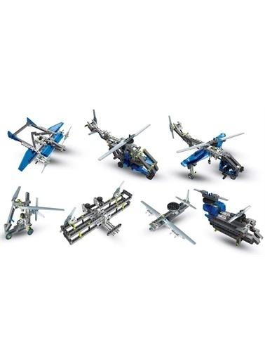 Beta Kids  Mekanik Laboratuvarı Uçaklar 64996 Renkli